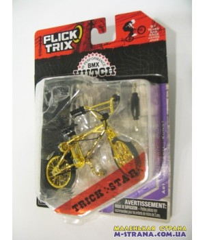 Фингербайк  Flick Trix Hutch Trick Star