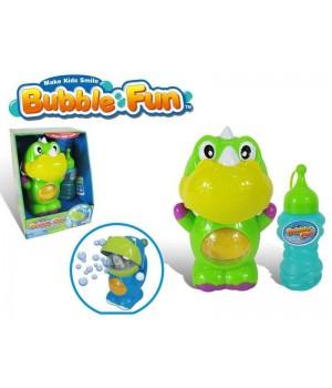 Динозавр по производству мыльных пузырей (120 мл)