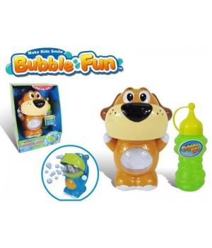 Собачка по производству мыльных пузырей (120 мл)