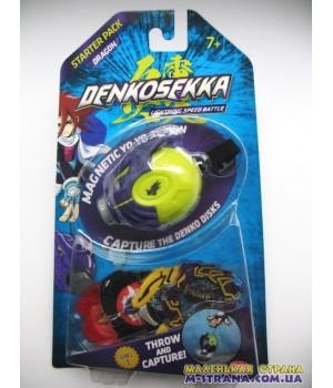 Стартовый набор Denkosekka Dragon Дракон + набор дисков для игры в подарок
