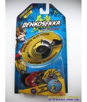 Стартовый набор Denkosekka Tiger Тигр + набор дисков для игры в подарок