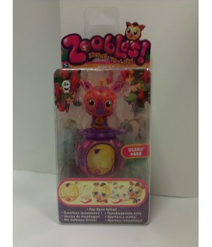 Набор Zoobles Jebra № 089