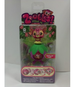 Набор Zoobles Catlin № 001