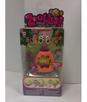 Набор Zoobles Monte № 006