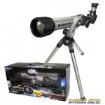 HD Телескоп со штативом Eastcolight 100 Power HD Telescope Серого цвета