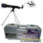 Телескоп eastcolight купить в чемодане 375 Power 50mm Astronomical Terrestrial Telescope Eastcolight