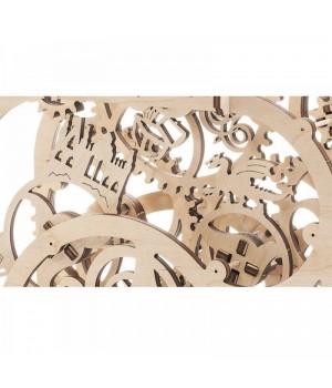 Механические 3Д пазлы модель Театр