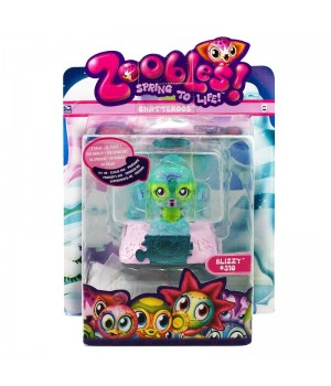 Говорящий Zoobles Chatteroos Blizzy №310