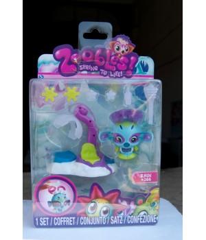 Набор Zoobles Парикмахерская Hairdoobles Rain №308 Zoobles - 1