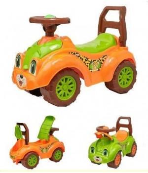 Автомобиль для прогулок толокар Технок Леопард 3268/3428