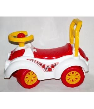 Автомобиль для прогулок толокар Технок 3503