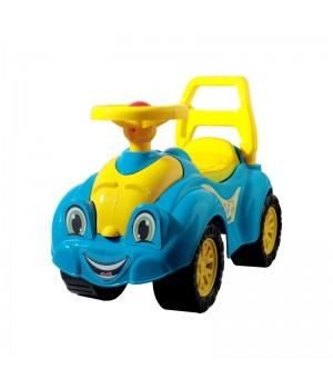 Автомобиль для прогулок толокар Технок 3510