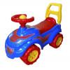 Автомобиль для прогулок толокар Технок Спайдермен 3077 ТехноК - 1