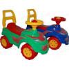 Автомобиль для прогулок толокар Технок Спайдермен 3077 ТехноК - 2