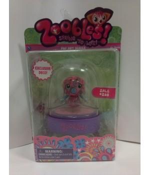 Коллекционная фигурка Zoobles Zale 298