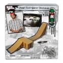 Paul Rodriguez Skatelab фингерпарк Tech Deck Basic 04