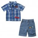 Рубашка для мальчика SB-018-13 (80)