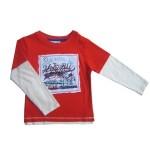 Куртка (кофта) для мальчика SB-032-13G (116)