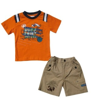 Шорты для мальчика SB-038-13 (98) Teeny tiny - 1