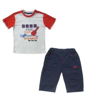 Футболка для мальчика SB-154-13T (116)