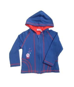 Куртка трикотажная для девочки SG-126-13C (80) Teeny tiny - 1