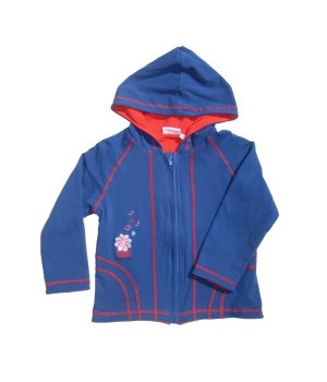 Куртка трикотажная для девочки SG-126-13C (110)