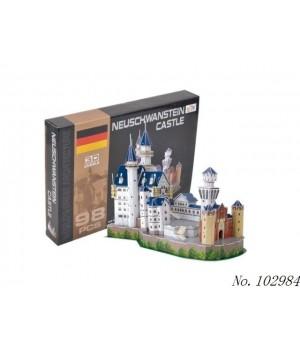 Пазл 3D Замок Нойшванштайн