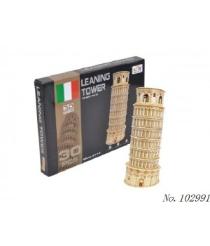 Пазл 3D Пизанская башня