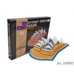 Пазл 3D Сиднейский Оперный Театр