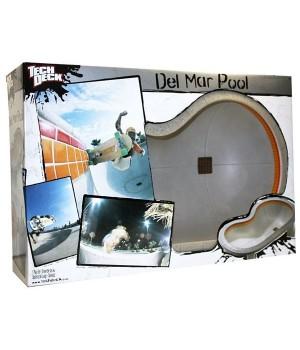 Фингерпул Tech Deck Del Mar 99799-TD Tech Deck Tech Deck - 1