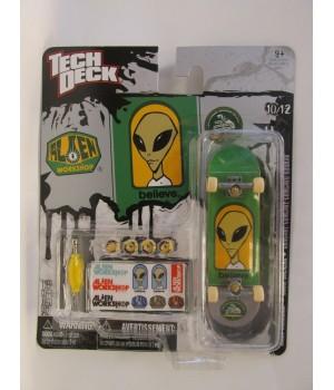 Скейтборд для пальцев рук Alien Workshop believe Omar Salazar concave