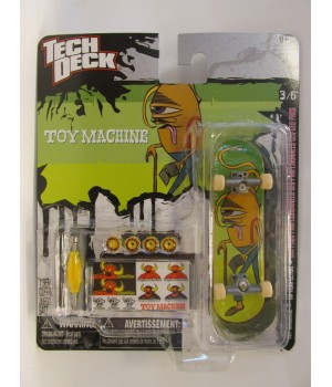 Скейтборд для пальцев рук фингер Tech Deck Toy Mashine Ed Templeton ceo pros-profesionales Tech Deck - 1