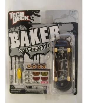 Скейтборд для пальцев рук Baker черный