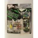Скейтборд для пальцев рук Blind зеленый с черным