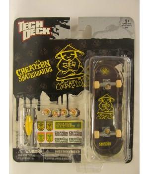 Скейтборд для пальцев рук фингер Tech Deck Creation на черном