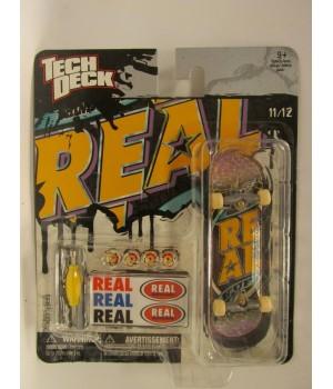 Скейтборд для пальцев рук фингер Tech Deck REAL Keith Hufengal