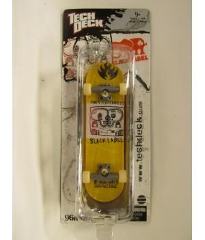 Фингерборд и инструмент Black Label Chet Childress желтый