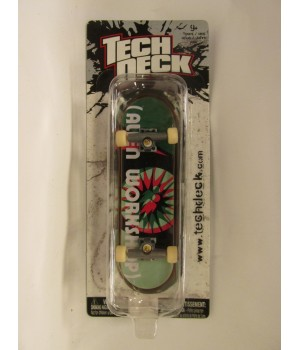 Фингерборд TechDeck Checklane 99821 Alien Workshop зеленый