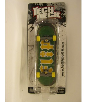 Фингерборд TechDeck Checklane 99821 Flip зеленый