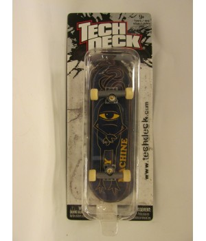 Фингерборд TechDeck Checklane 99821 Toy Machine пришелец синий