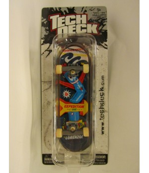 Фингерборд TechDeck Checklane 99821 ExpeditionOne LORENZO