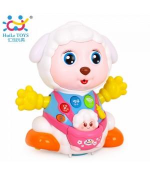 Игрушка музыкальная Счастливая овечка Huile Toys (888) HUILE TOYS - 1