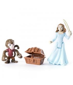 Карина и обезьянка Джек Высота (SM7301-2)