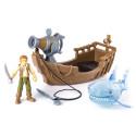 Маленький игровой набор Генри Тёрнер и акула-призрак (SM73102-1)