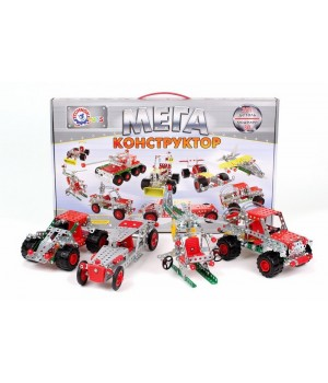 Игрушка Конструктор Мегауниверсал Технок (4364)
