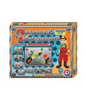 Игрушка Конструктор Мототранспорт Технок (1394)