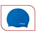 Шапочка для плавания Интекс Intex 55991 силикон, 1 размер