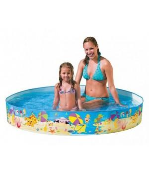 Бассейн Интекс Intex 56451 детский каркасный, 450 л, 152-25 см