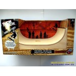 Wooden Miniramp Большая деревянная рампа для фингербординга Tech Deck Wood Sk8 Parks