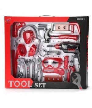 Набор игрушечных инструментов профессионала 28 шт
